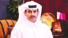HE the Minister of State for Energy Affairs and President and CEO of Qatar Petroleum Eng Saad bin Sh
