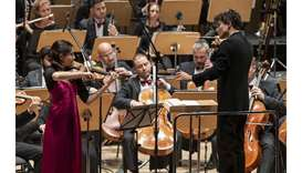 Orchestra music lovers enjoy compositions of Edward Elgar