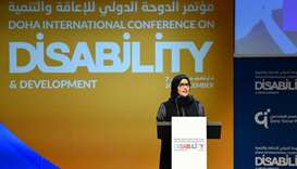 Qatar launches global declaration to empower people with disabilities