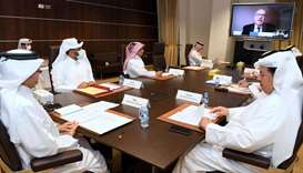 Qatar, UNOCT holds third High-Level Strategic Dialogue via video conference