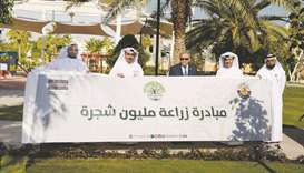 MME joins hands with Russian embassy to plant trees