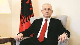 Diplomat sees promising future for Albania-Qatar relations