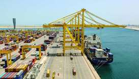 Robust tech infrastructure at CT2 at Hamad Port to enhance Qatar's share in Mideast trade