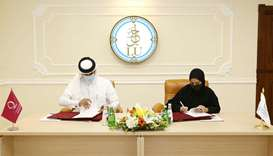 The agreement was signed by Faisal Rashid Al-Fahida, Assistant CEO for the Programs and Community De
