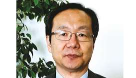 Ambassador of Korea to Qatar Kim Changmo