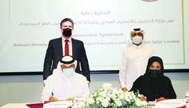 ExxonMobil Qatar to back two energy labs at schools