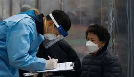 S.Korea's Moon warns of toughest Covid-19 curbs after 2 days of record cases