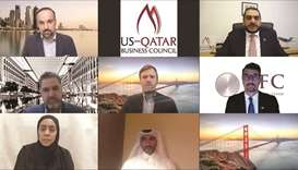 Leading officials from Qatar and the US provided US companies with an overview of Qatar's investment