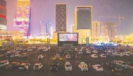 Doha Film Institute's Drive-In Cinema at Lusail extends screenings throughout winter
