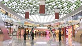Mall visitors will have the opportunity to experience Qatari culture through its one-of-a-kind celeb