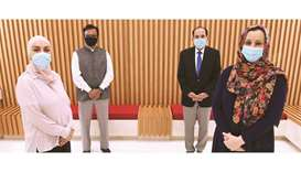 WCM-Q researchers provide evidence for effectiveness of face masks in preventing Covid-19