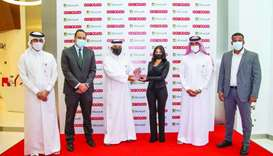 Ooredoo receives Microsoft 'Gold Partnership' status