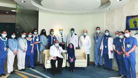 Sidra Medicine performs first paediatric kidney transplantation from deceased donor