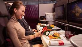 Qatar Airways introduces festive touches to surprise and delight passengers this holiday season