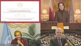 Embassies and consulates of Qatar celebrate National Day