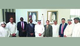Qatar's missions abroad celebrate National Day