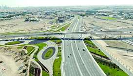 Al Khor Road witnesses remarkable developments in 2020