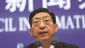 Zeng Yixin, Vice Minister of the National Health Commission