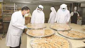 Al Rayyan Municipality carried out 2,873 inspection tours during November