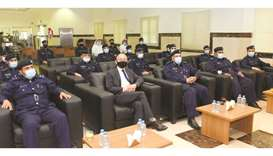 MoI holds graduation of course on communication systems technology