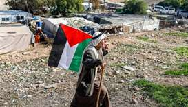 UN affirms Palestinian people's right to self-determination, two-state solution