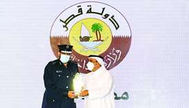 MoI wins Gold Award of Digital Excellence