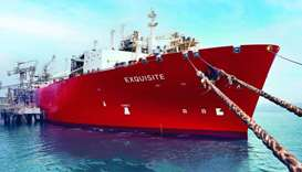Nakilat assumes management and operations of FSRU 'Exquisite'