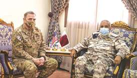 Chief of Staff of Armed Forces meets Chairman of US Joint Chiefs of Staff