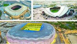 Ahmad Bin Ali, Education City, Khalifa stadiums to host FIFA Club World Cup Qatar 2020