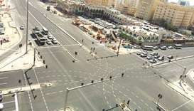 Ashghal develops several roads in 2020