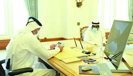 PM participates in 'Qatar Census 2020'