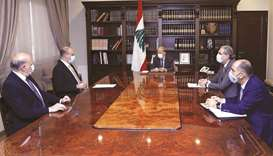Lebanon secures Covid vaccines for 20% of its citizens