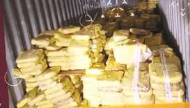 Customs destroys illegal tobacco products