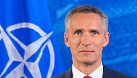 NATO Secretary General welcomes Afghan government, Taliban's breakthrough