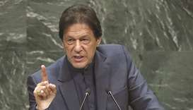 Prime Minister Khan: stressed on the need for a collective response to recover from the coronavirus