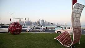 Preparations for the Qatar National Day celebrations are in full swing all over the country