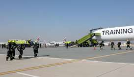 MATAR completes major airport emergency drill
