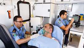 HMC's Ambulance Service records more than 1.2mn electronic patient encounters
