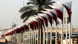 Qatar National Day 2020 preparations