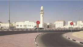 Ashghal finishes development of Al Maszhabiya Roundabout