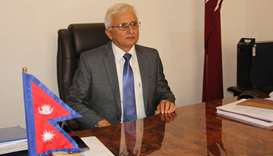 Envoy praises co-operation between Nepal and Qatar
