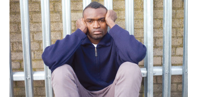 Sierra Leone sprinter sleeping rough in London after Ebola wipes out family