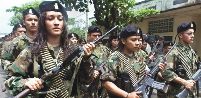 Farc rebels could escape extradition in peace deal
