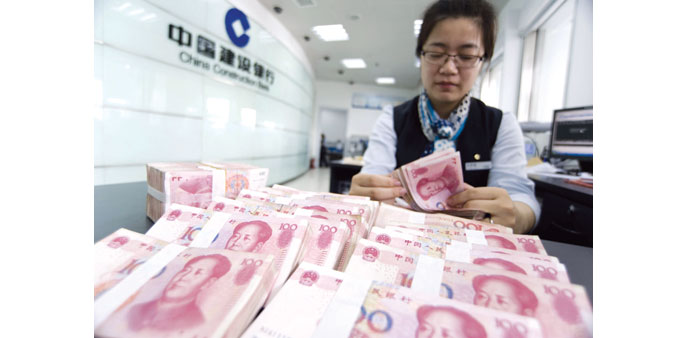 Asian central banks welcome yuan joining IMF's SDR