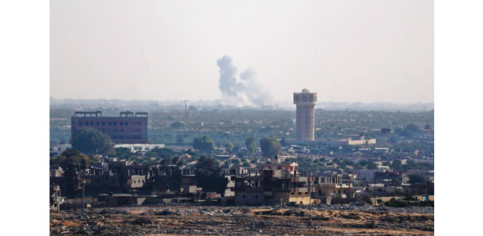 Four policemen killed in attack in Egypt's North Sinai