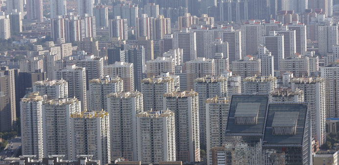 China eases downpayment rules for home buyers