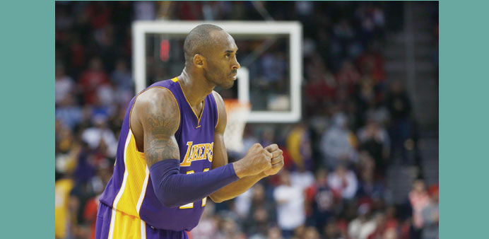Lakers' weak team remains a strong draw, thanks to Kobe Bryant's farewell