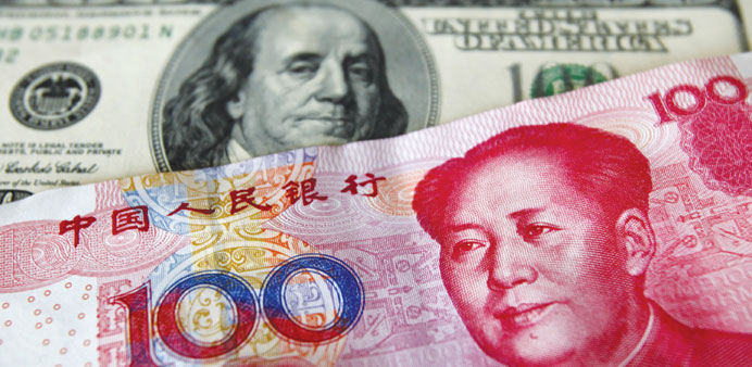 Is US monetary policy made in China?