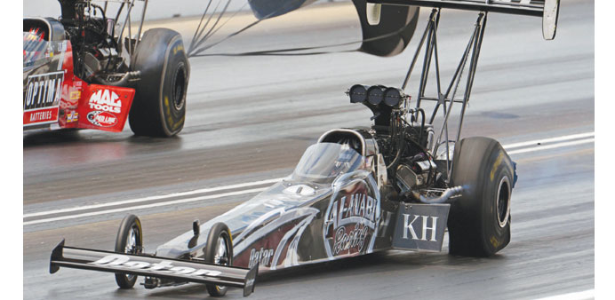 Great all-round effort sees Langdon and Al Anabi Racing reach Kansas final round