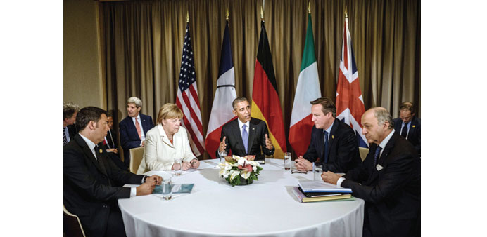 G20 vows joint security  steps after Paris attacks